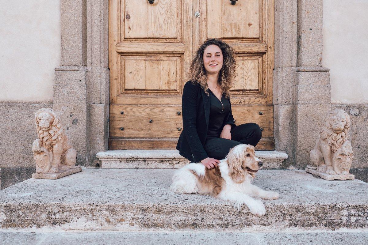 Elena Galgani Dog-sitter